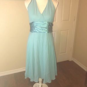 Silk Maggy London Party Dress